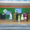 Học sinh trường TH Trần Đình Tri nhận học bổng